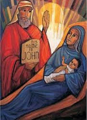 The Birth of John