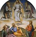 The Transfiguration - Pietro_Perugino
