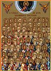 """70Apostles"" by Ikonopisatelj. Licensed under Public Domain via Wikimedia Commons"