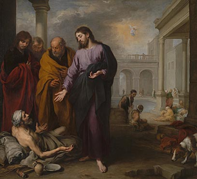 The Healing Of A Paralytic Luke 517 26