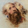 Two Apostles - Rubens