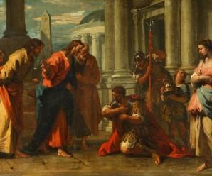 healing centurions servant